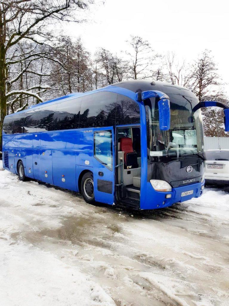 Транспорт экскурсий